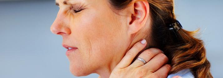 neck pain